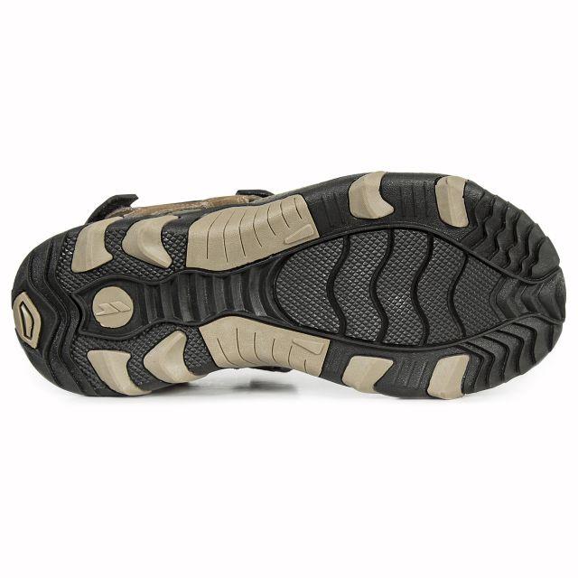 Belay Men's Walking Sandals in Brown