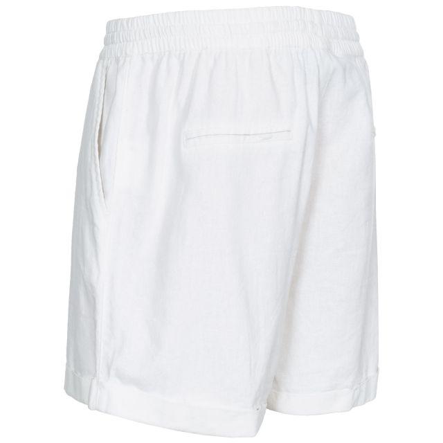 Belotti Women's Track Shorts  in White