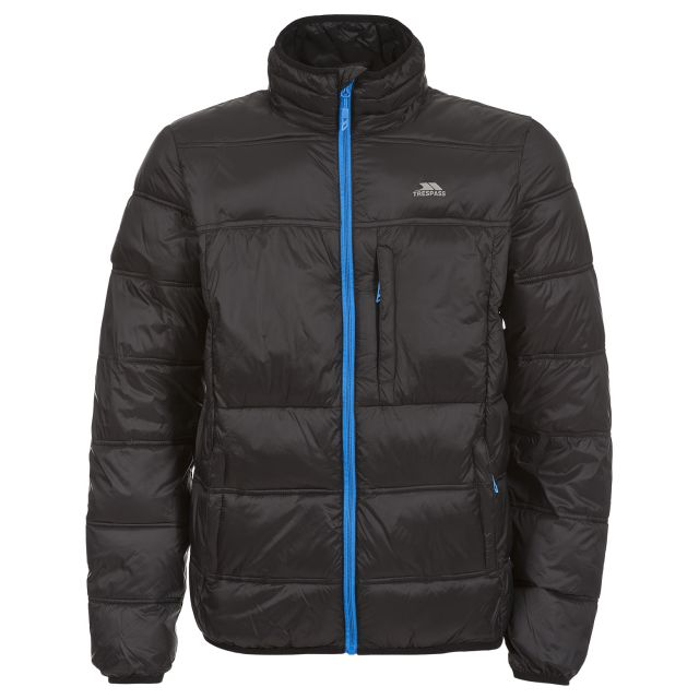 Bismarck Men's Padded Casual Jacket in Black