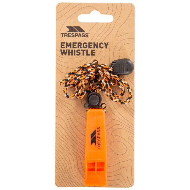 Emergency Whistle in Orange