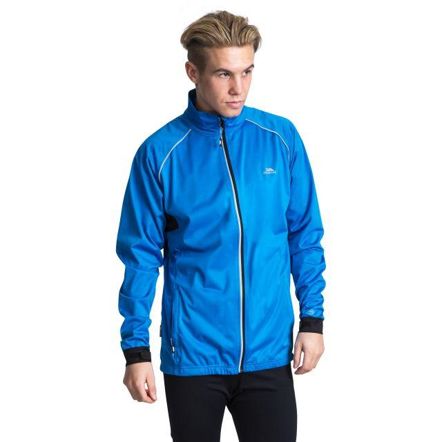 Blocker Men's Waterproof Active Jacket in Blue