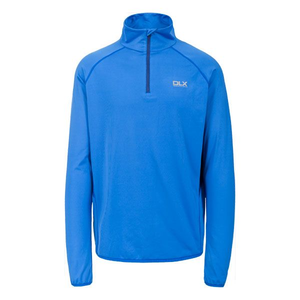 Brennen Men's DLX Active Top in Blue
