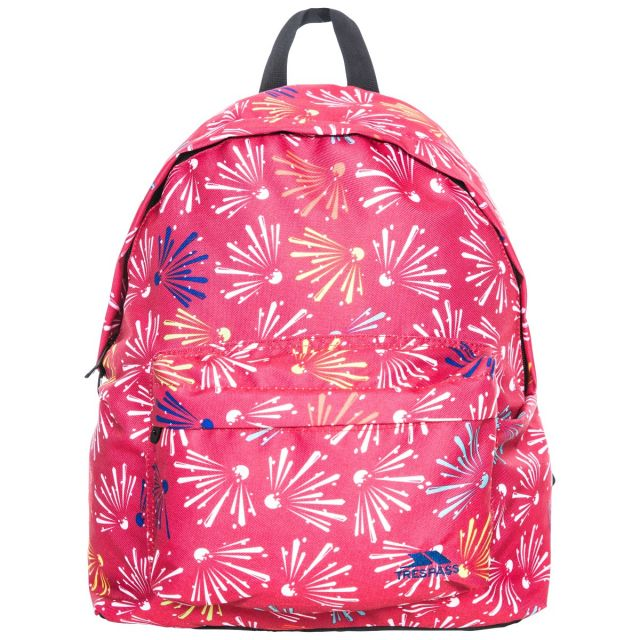 Britt Kids' Printed 16L Backpack - RPP, Back view
