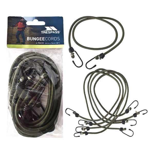 Bungee Cord Pack in Khaki