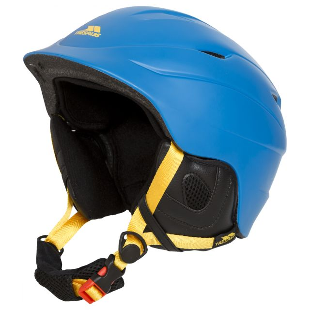 Trespass Adults Ski Helmet in Blue Buntz