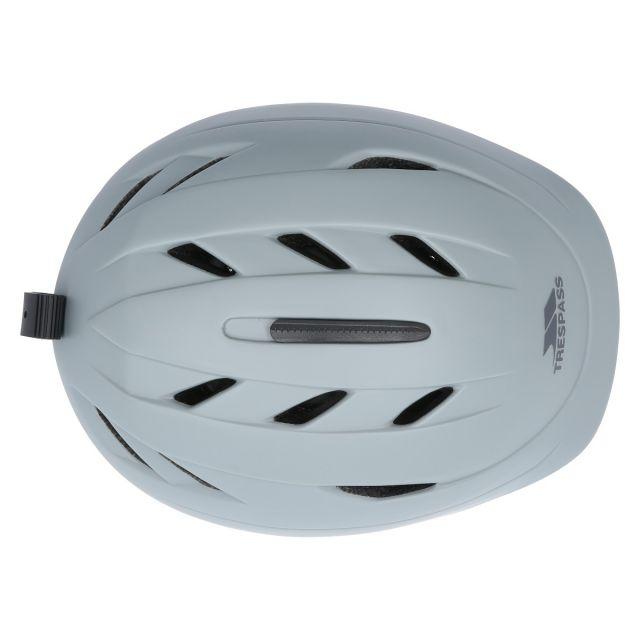 Trespass Adults Ski Helmet in Grey Buntz