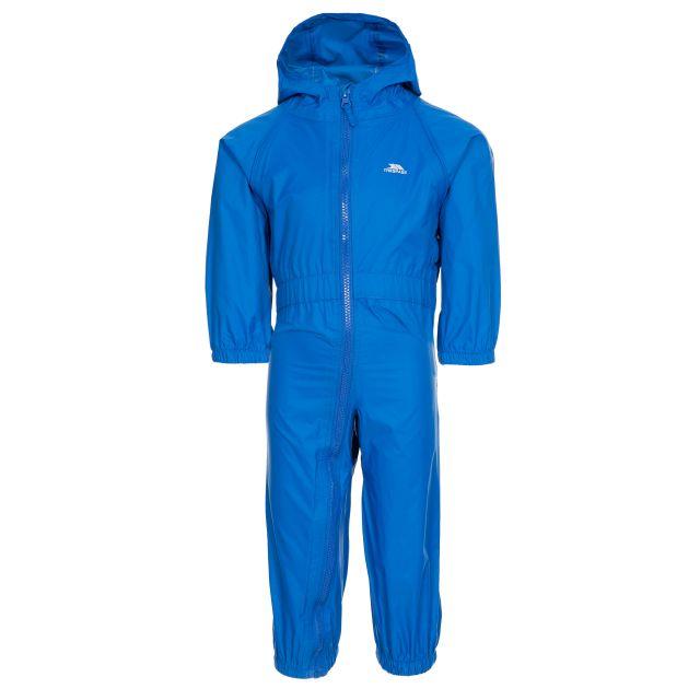 Button Babies' Rain Suit in Blue