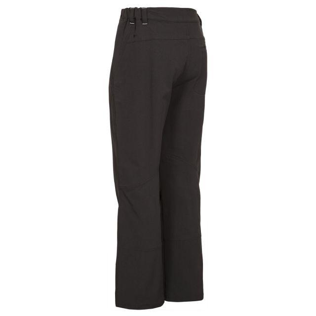 Canyon Men's DLX Walking Trousers in Black