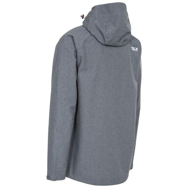 Caspar II Men's DLX Breathable Waterproof Jacket in Grey