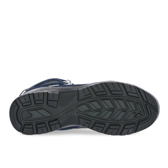 Chavez Men's Waterproof Walking Boots in Navy