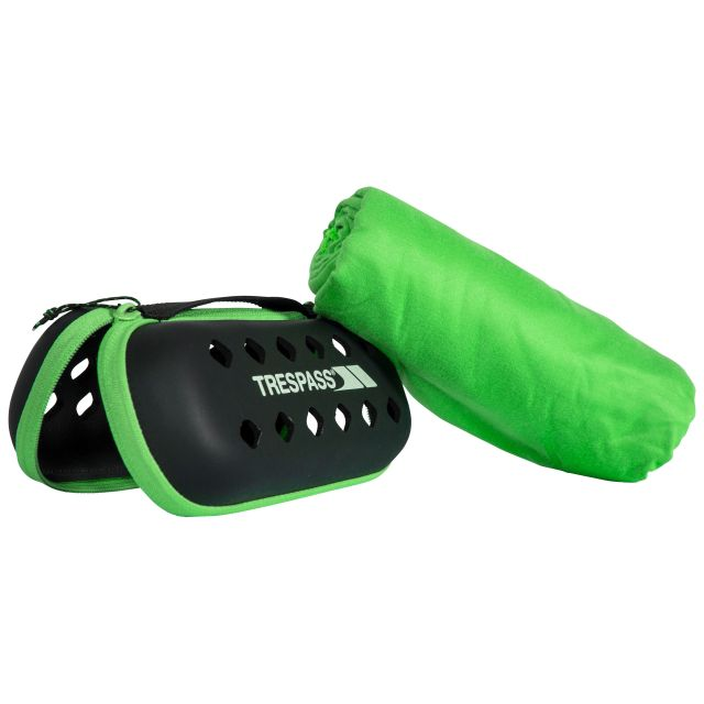 Quick Dry Microfiber Towel 60 x 120cm in Green