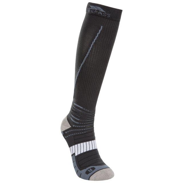 Trespass Unisex Technical Socks in Grey Contrair