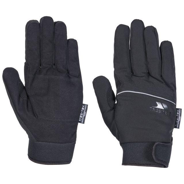 Cruzado Adults' Waterproof Gloves in Black