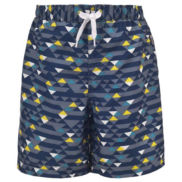 Dangelo Boys Swim Shorts in Navy