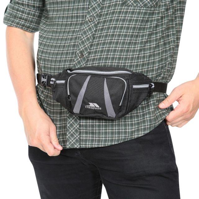 DAX 2.5 Litre Bum Bag in Black
