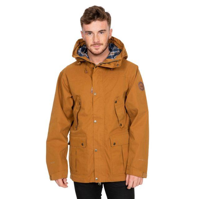 Destroyer Men's DLX Waterproof Jacket in Yellow