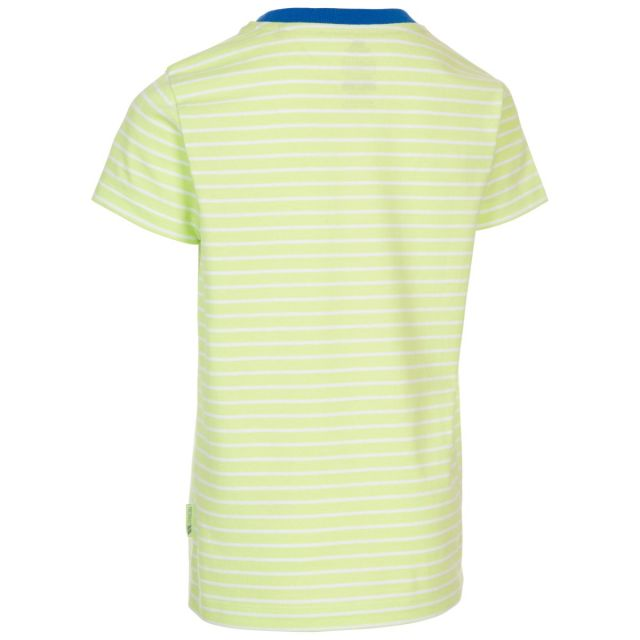 Direction Kids' Quick Dry T-Shirt in Green