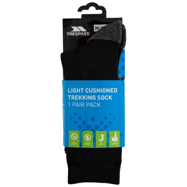 Downswing Adults' Walking Socks in Black
