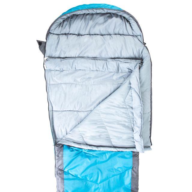 Doze 3 Season Water Repellent Sleeping Bag in Blue