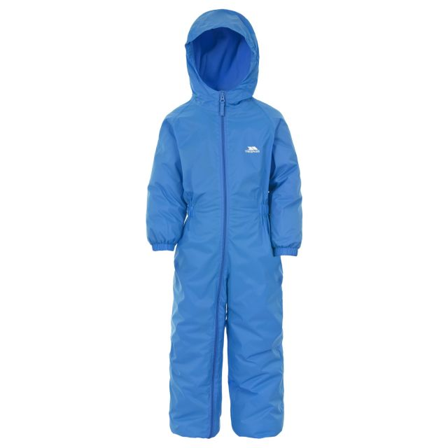 Dripdrop Kids' Puddle Suit in Blue