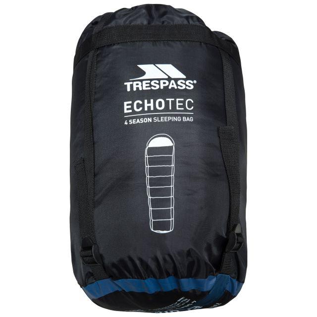 Echotec 4 Season Blue Hollowfibre Sleeping Bag in Blue