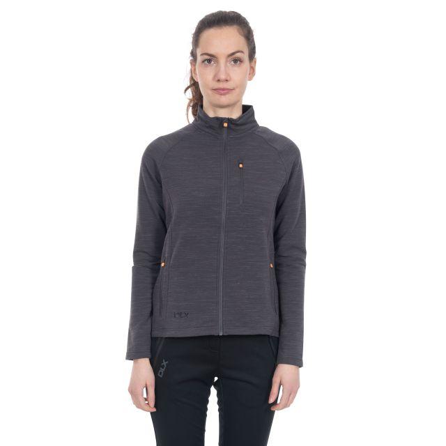 Erinn Women's DLX Quick Dry Fleece in Light Grey