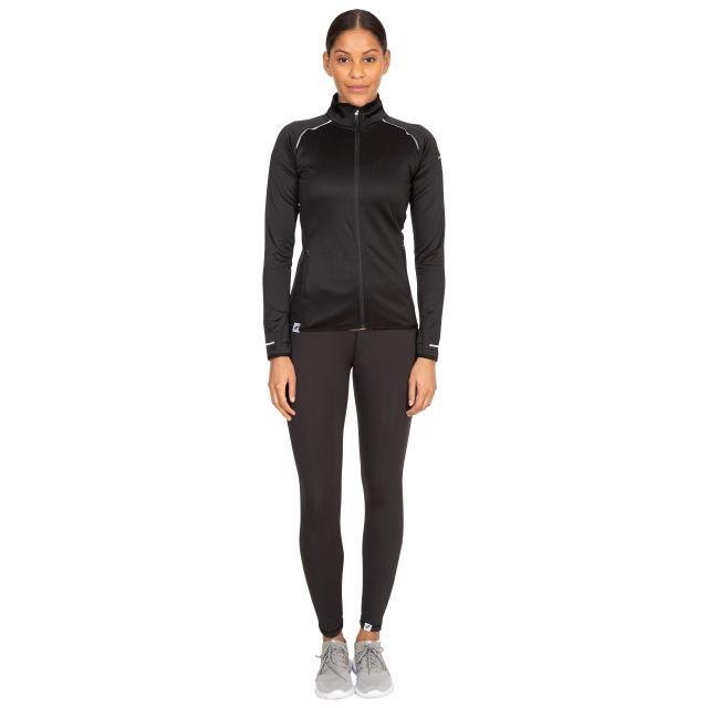 Evie Women's Active Jacket in Black