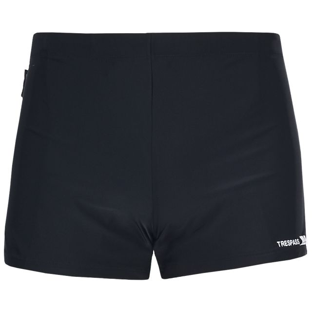 Exerted Men's Swim Shorts in Black