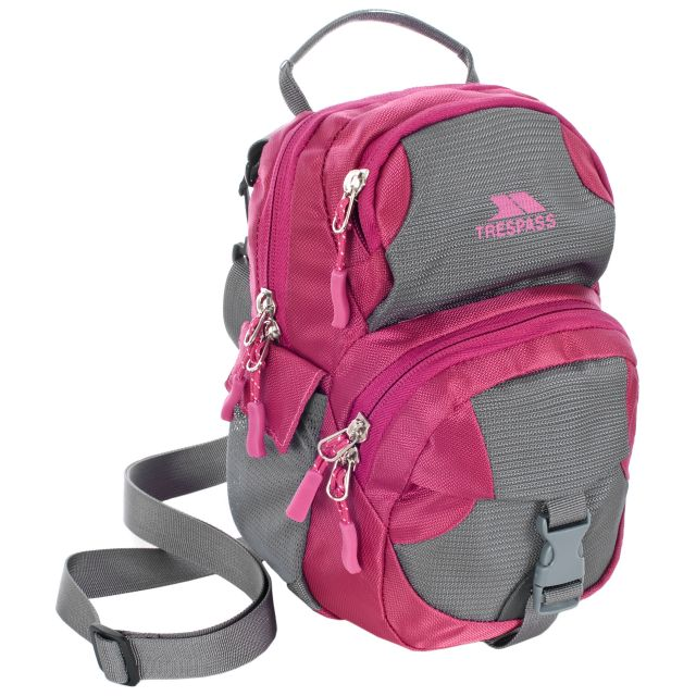 Trespass 1.5 Litre Pink Shoulder Bag Clio in Pink