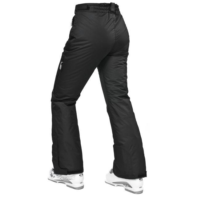 Lohan Women's Waterproof Ski Trousers in Black
