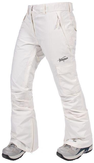 Fargo Women's Ski Pants in White
