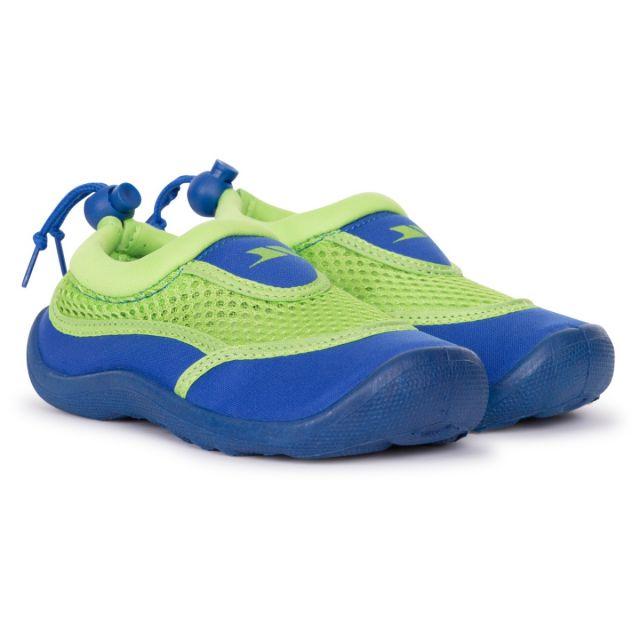 Trespass Kids' Aqua Shoe Finn Blue