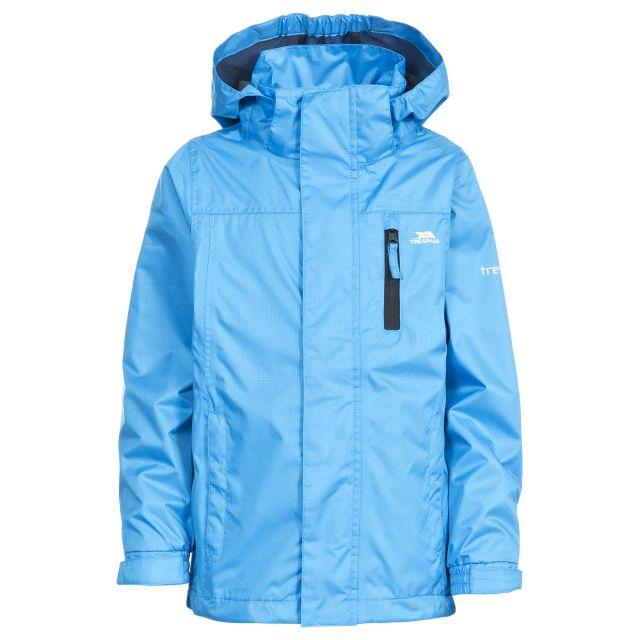 Galleys Kids Waterproof Jacket in Blue