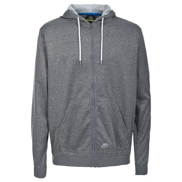 Goodman Men's Fleece Hoodie in Grey