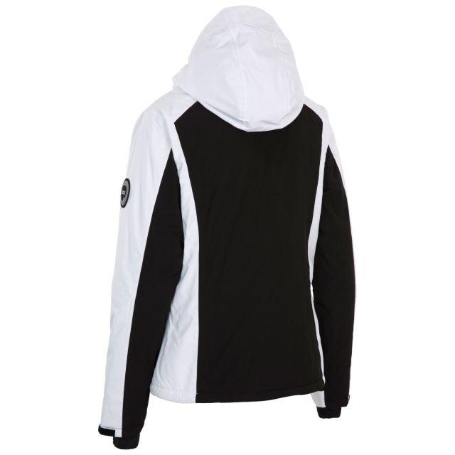 DLX Womens Ski Jacket Waterproof Gwen in Black