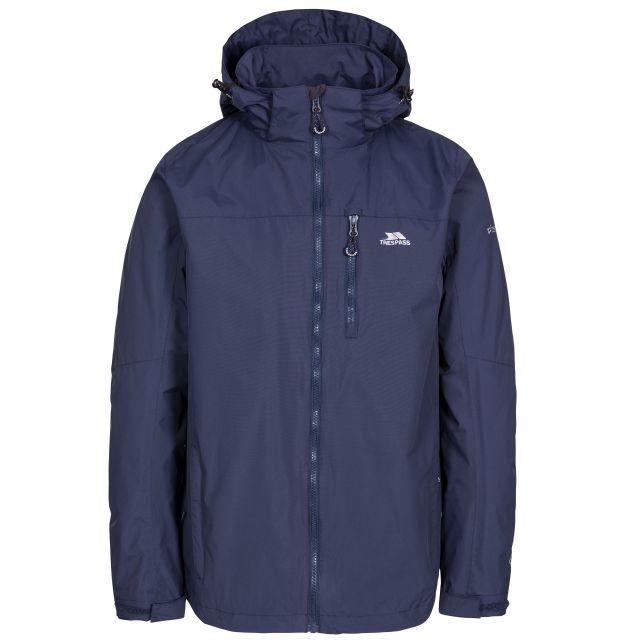Hamrand Men's Waterproof Jacket in Navy