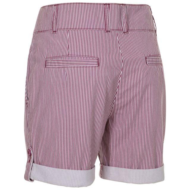 HAZY Women's Cotton Shorts in Pink