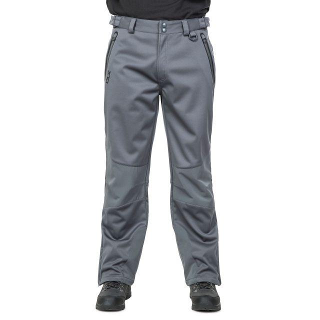 Holloway Men's DLX Walking Trousers in Grey