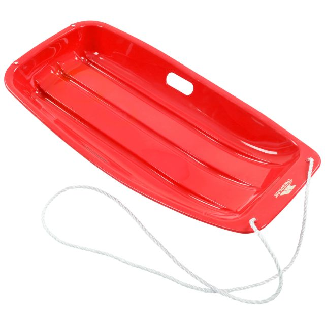 Trespass Sledge Icepop - RED