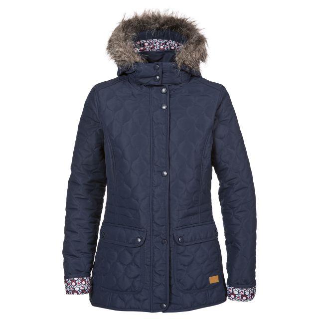 Trespass Womens Casual Jacket Jenna in Navy
