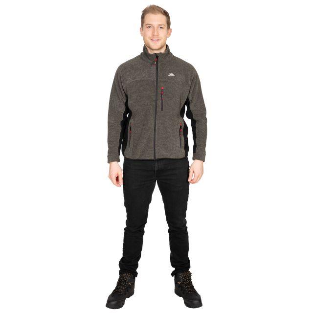 Jynx Men's Fleece Jacket in Khaki