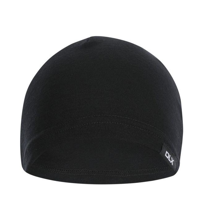 Trespass DLX Beanie Hat in Black Kanon