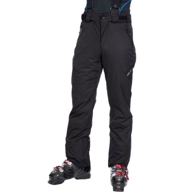 Kristoff Men's DLX Salopettes in Black