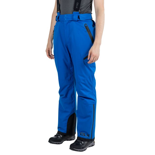 Kristoff Men's DLX Salopettes in Blue