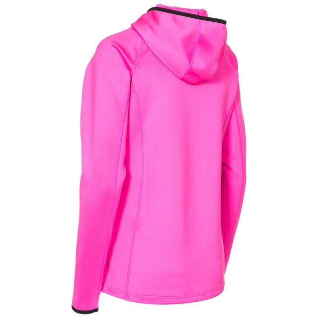 Lalita Women's Quick Dry Active Hoodie in Pink