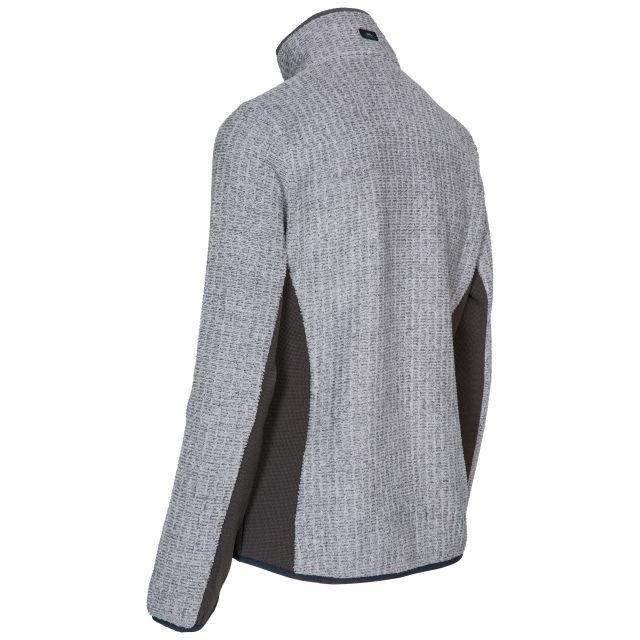 Liggins Women's Fleece in Light Grey