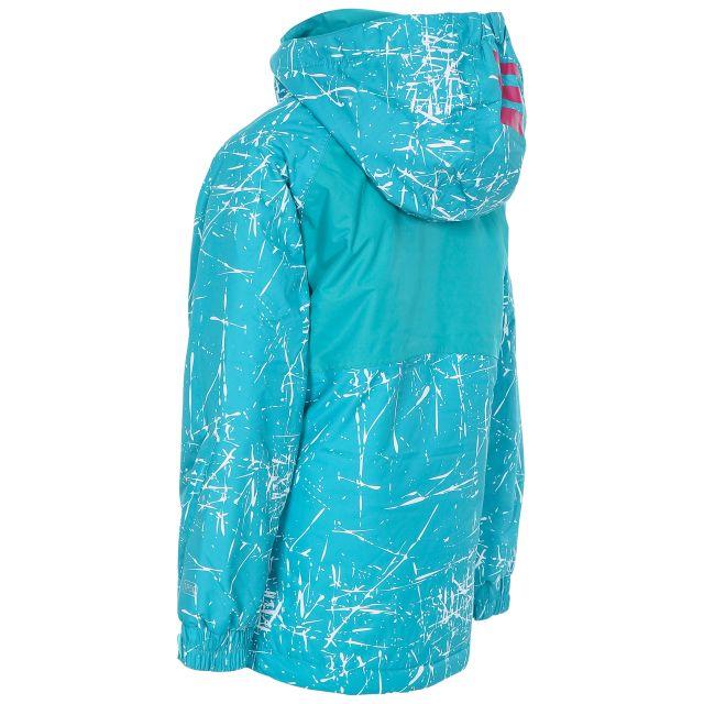 Trespass Kids Ski Jacket in Green Lottar