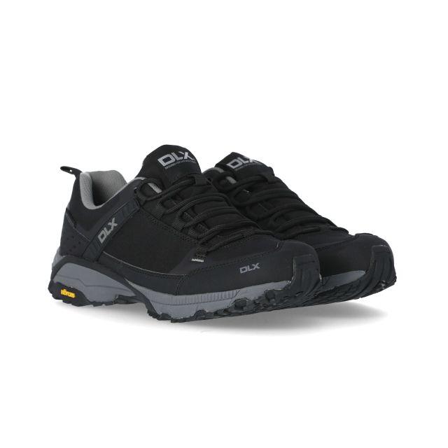 Magellan Men's DLX Vibram Walking Shoes in Black