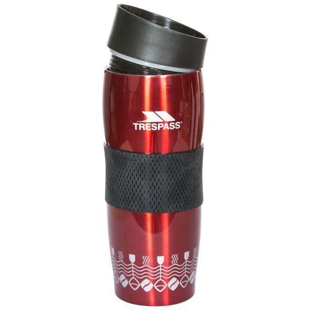 Thermal Travel Mug 400ml in Red