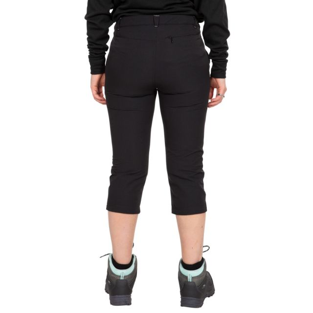Mags Women's Active Shorts in Black